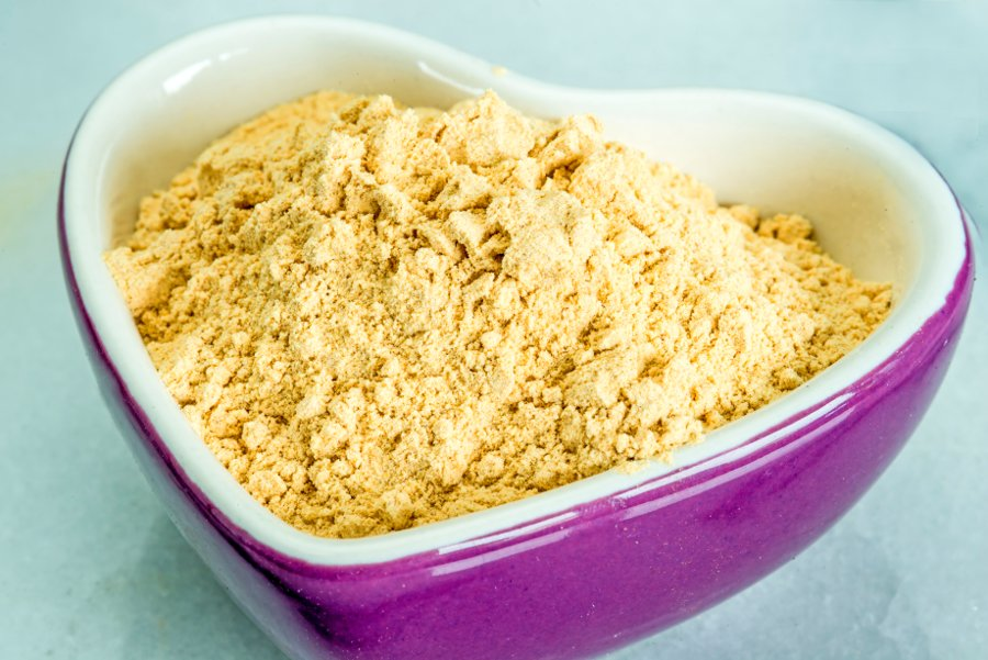 Maca, Lepidium meyenii, powder